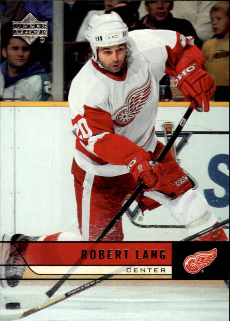 2006-07 Upper Deck #74 Robert Lang