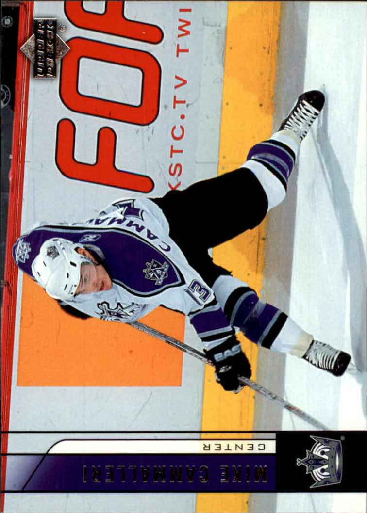 2006-07 Upper Deck #89 Mike Cammalleri