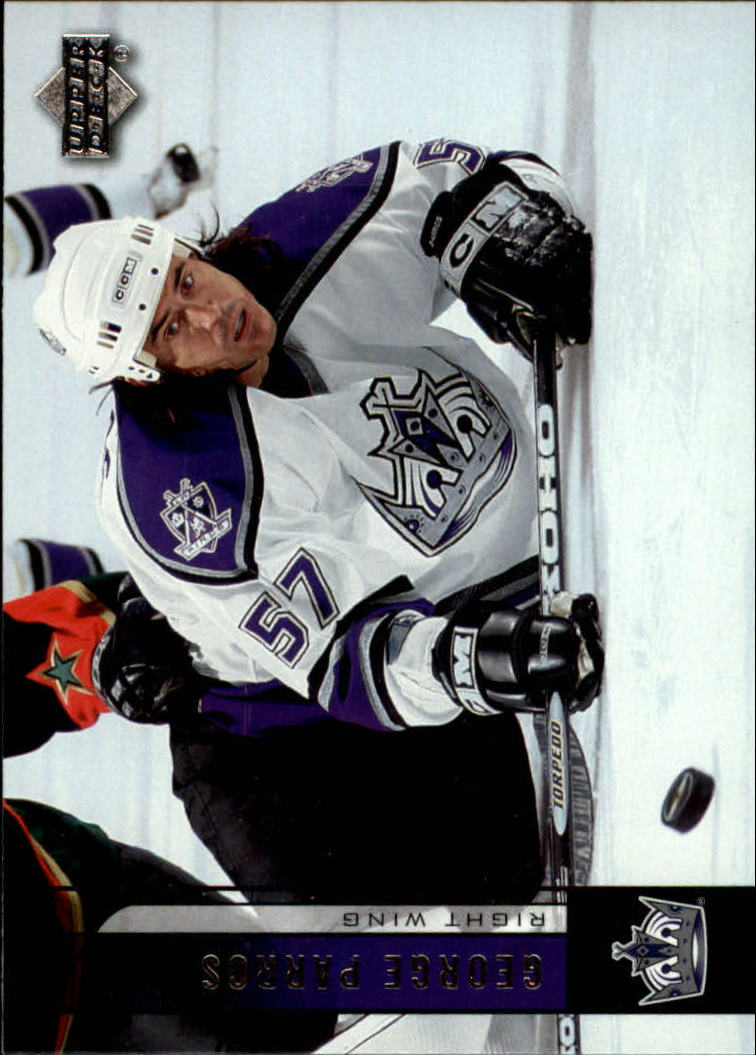 2006-07 Upper Deck #92 George Parros