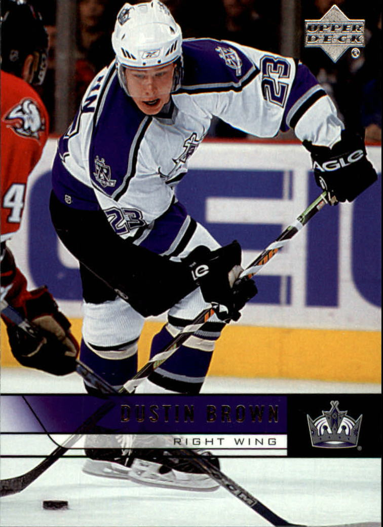 2006-07 Upper Deck #93 Dustin Brown