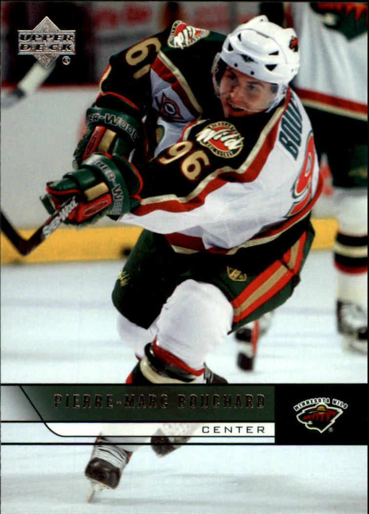 2006-07 Upper Deck #96 Pierre-Marc Bouchard
