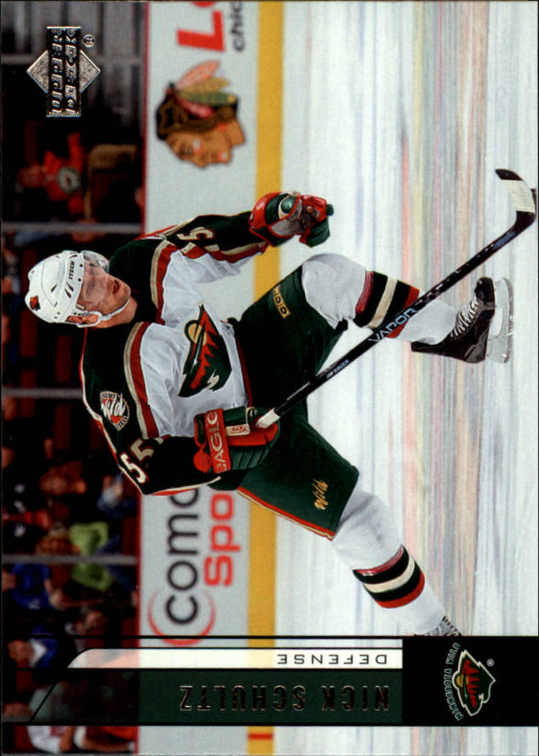 2006-07 Upper Deck #97 Nick Schultz