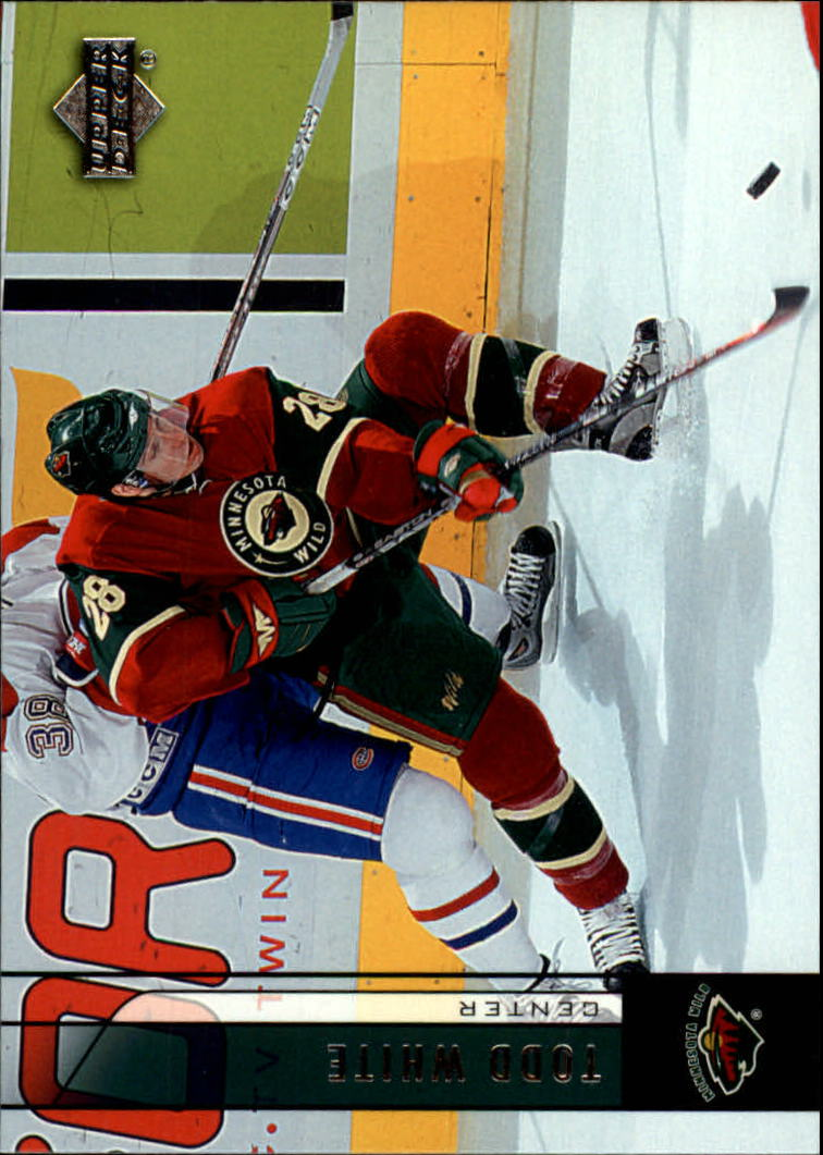 2006-07 Upper Deck #99 Todd White