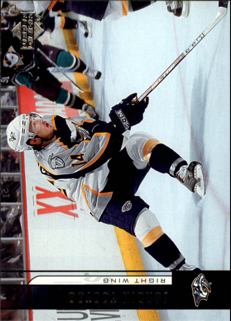 2006-07 Upper Deck #113 Jordin Tootoo