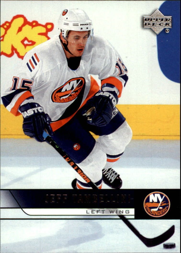 2006-07 Upper Deck #124 Jeff Tambellini