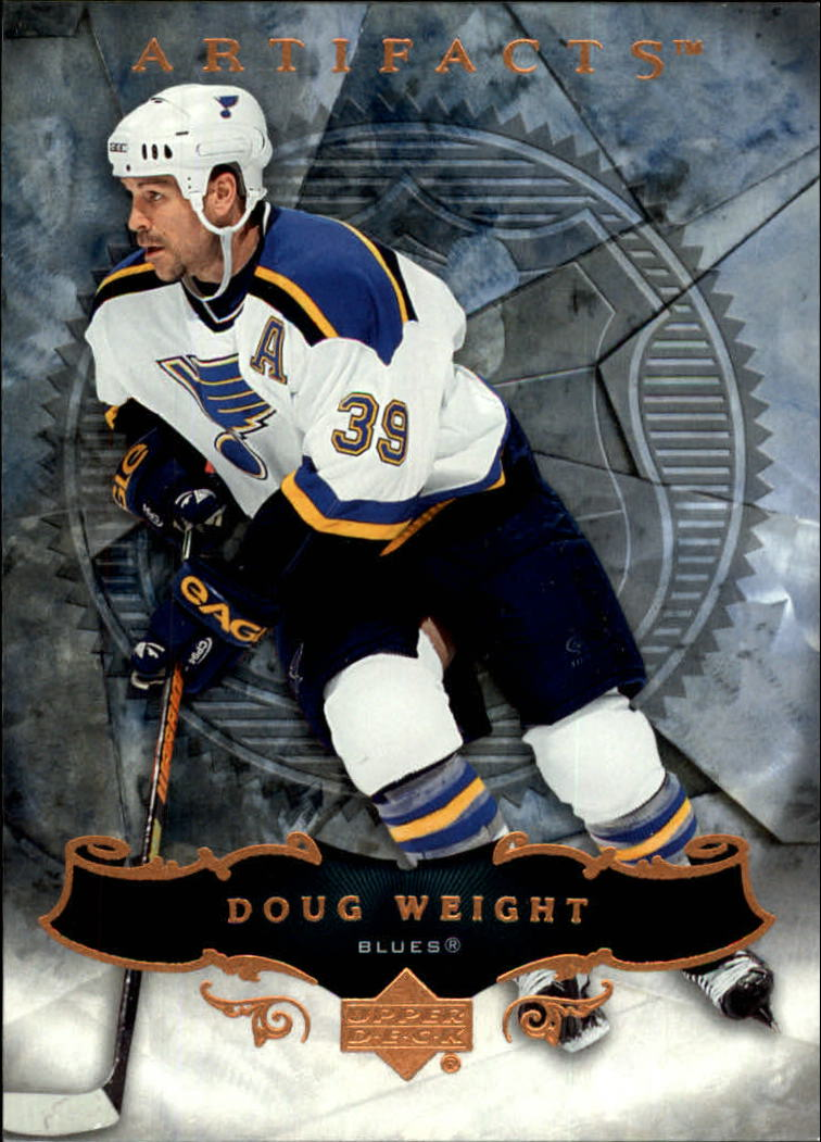 2006-07 Artifacts #15 Doug Weight