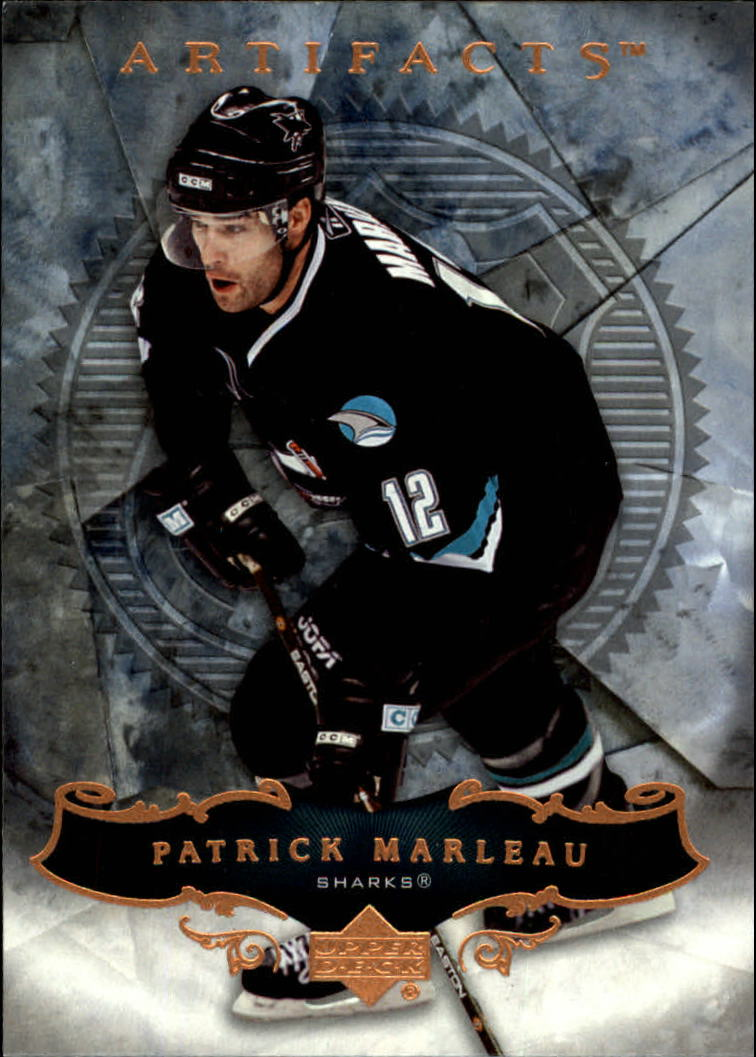 2006-07 Artifacts #16 Patrick Marleau