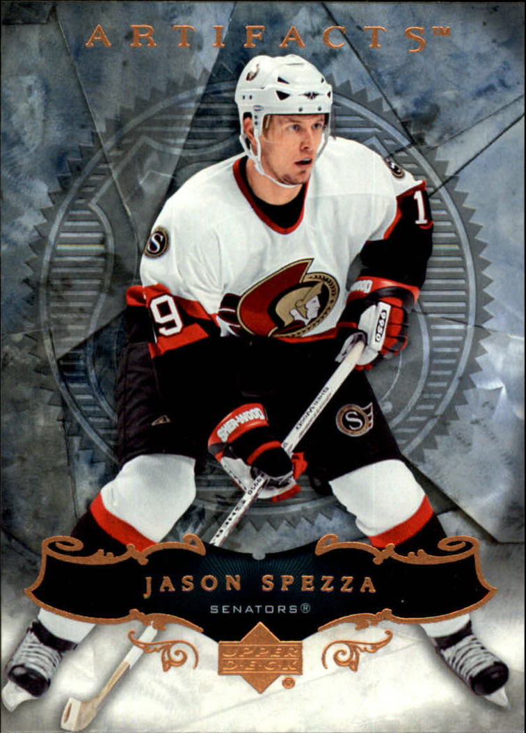 2006-07 Artifacts #31 Jason Spezza