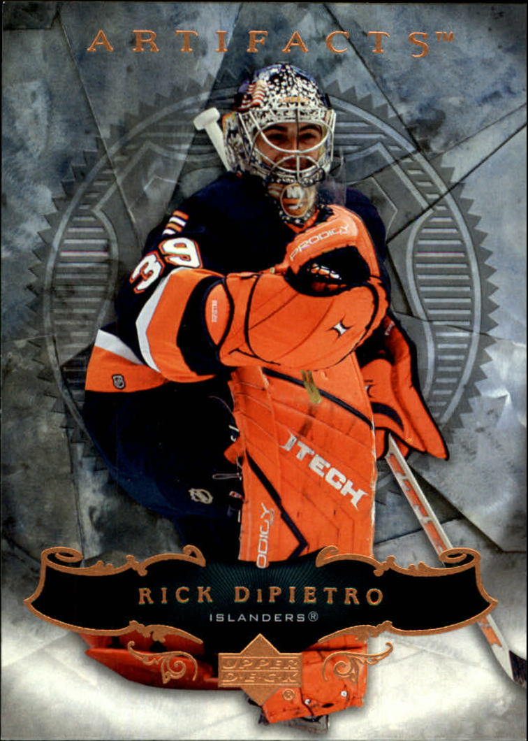 2006-07 Artifacts #40 Rick DiPietro