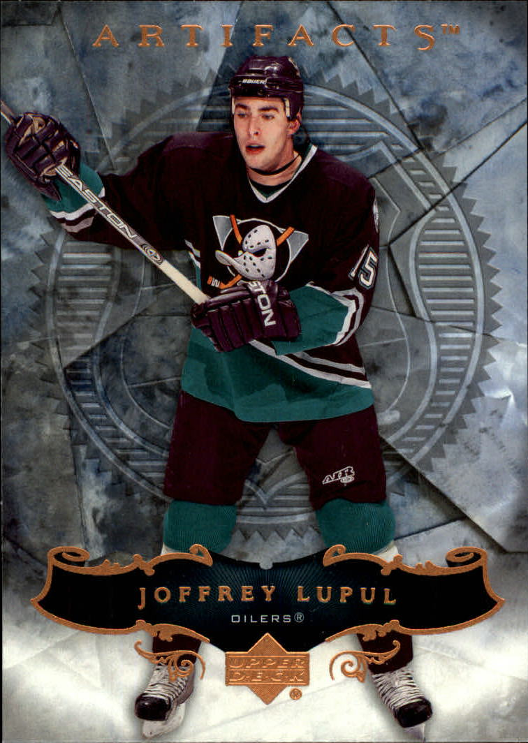 2006-07 Artifacts #61 Joffrey Lupul