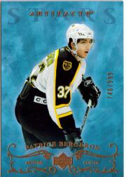 2006-07 Artifacts #154 Patrice Bergeron S