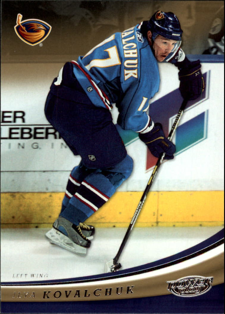 2006-07 Upper Deck Power Play #4 Ilya Kovalchuk