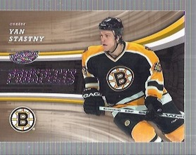 2006-07 Upper Deck Power Play #101 Yan Stastny RC