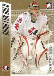 2006 ITG Going For Gold Women's National Team #2 Kim St. Pierre
