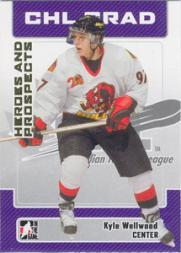 2006-07 ITG Heroes and Prospects #26 Kyle Wellwood