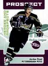 2006-07 ITG Heroes and Prospects #83 Jordan Staal