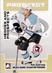 2006-07 ITG Heroes and Prospects #173 Rob Schremp