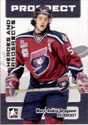 2006-07 ITG Heroes and Prospects #196 Marc-Andre Gragnani