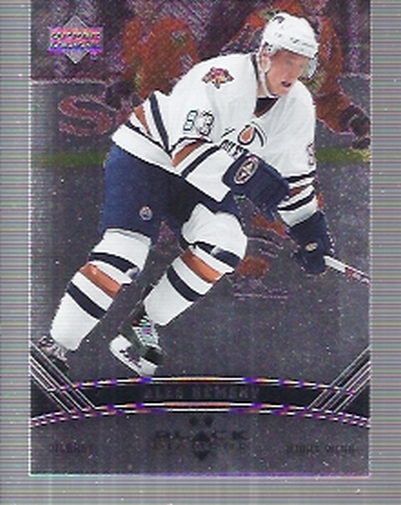 2006-07 Black Diamond #103 Ales Hemsky