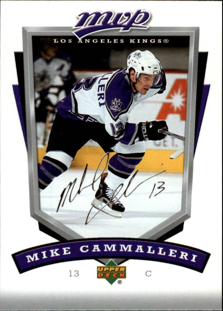 2006-07 Upper Deck MVP #134 Mike Cammalleri