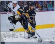 2006-07 Be A Player Portraits Signature Portraits #SPDP Daniel Paille