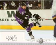 2006-07 Be A Player Portraits Signature Portraits #SPRB Rob Blake