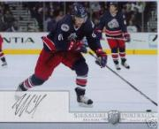 2006-07 Be A Player Portraits Signature Portraits #SPRN Rick Nash