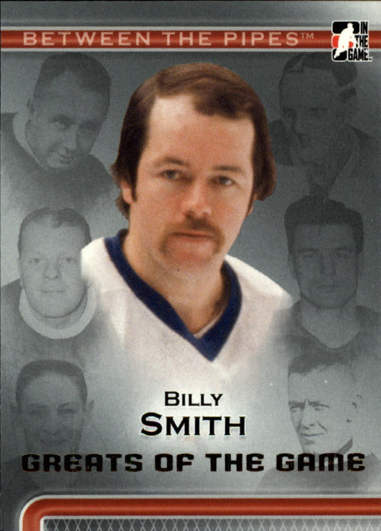 2006-07 Between The Pipes #80 Billy Smith