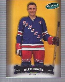 2006-07 Parkhurst #32 Harry Howell front image