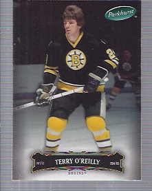 2006-07 Parkhurst #88 Terry O'Reilly