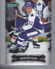 2006-07 Parkhurst #149 Tiger Williams