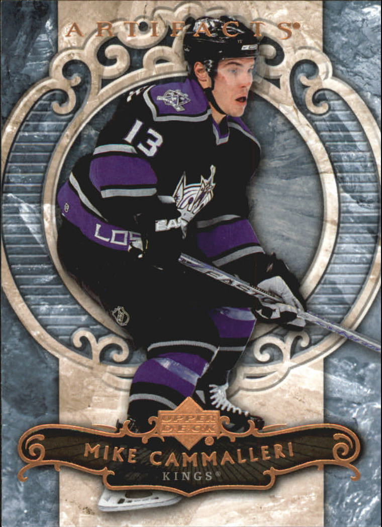 2007-08 Artifacts #97 Mike Cammalleri