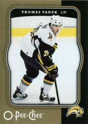 2007-08 O-Pee-Chee #52 Thomas Vanek