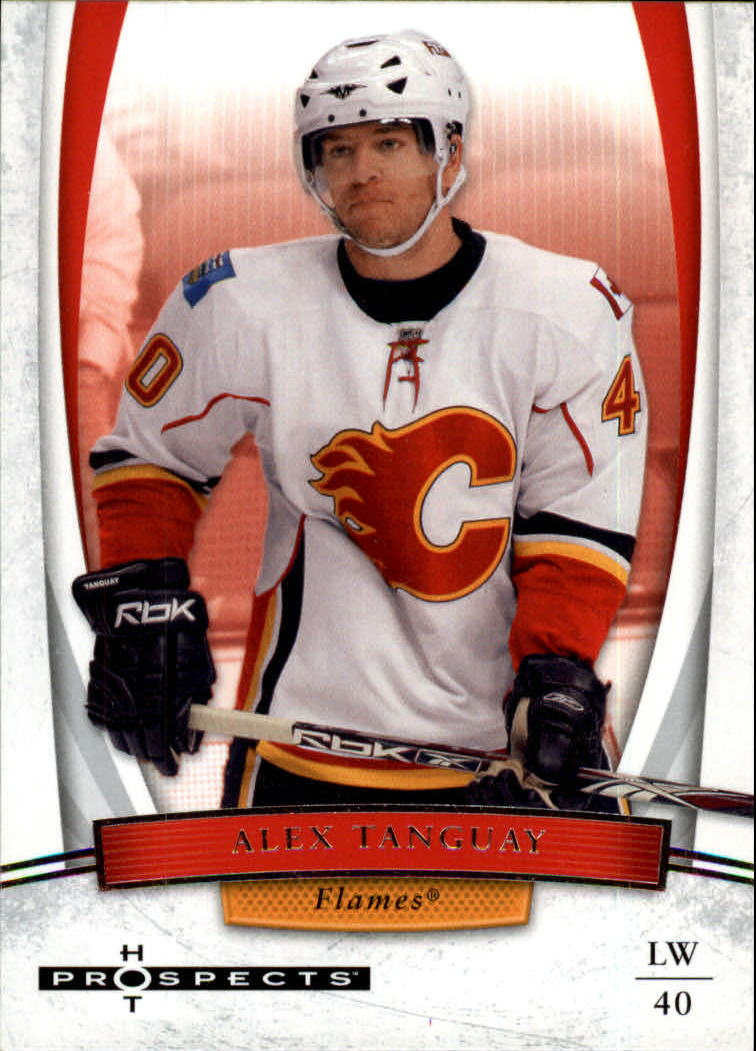 2007-08 Hot Prospects #2 Alex Tanguay