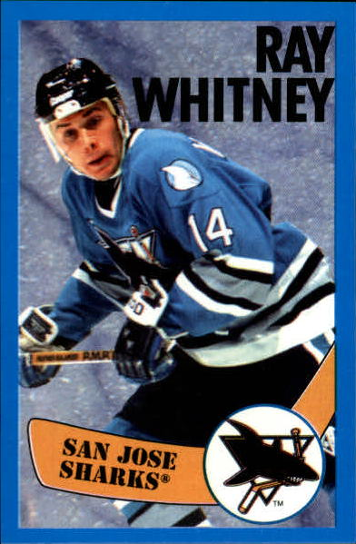 1996-97 Panini Stickers #286 Ray Whitney