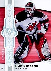 2007-08 Ultimate Collection #31 Martin Brodeur