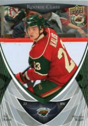 2007-08 Upper Deck Rookie Class #13 Petr Kalus