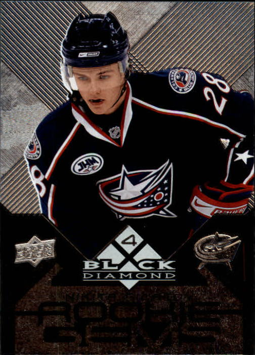 2008-09 Black Diamond #205 Nikita Filatov RC