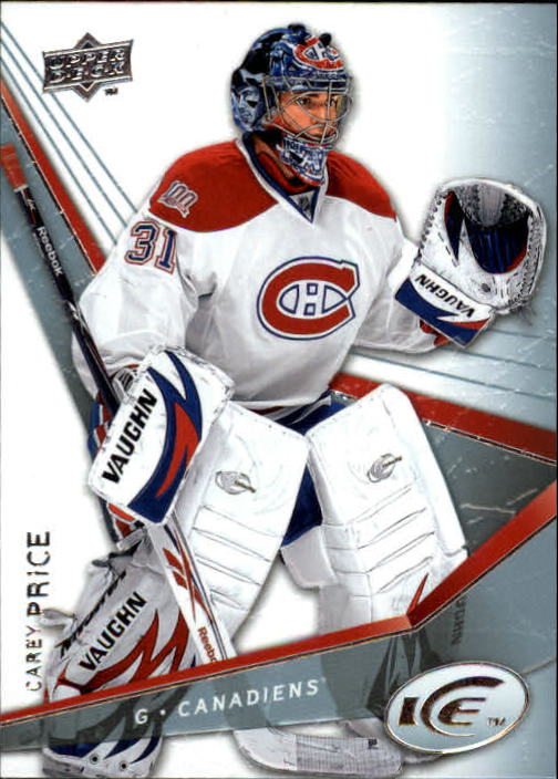 2008-09 Upper Deck Ice #12 Carey Price