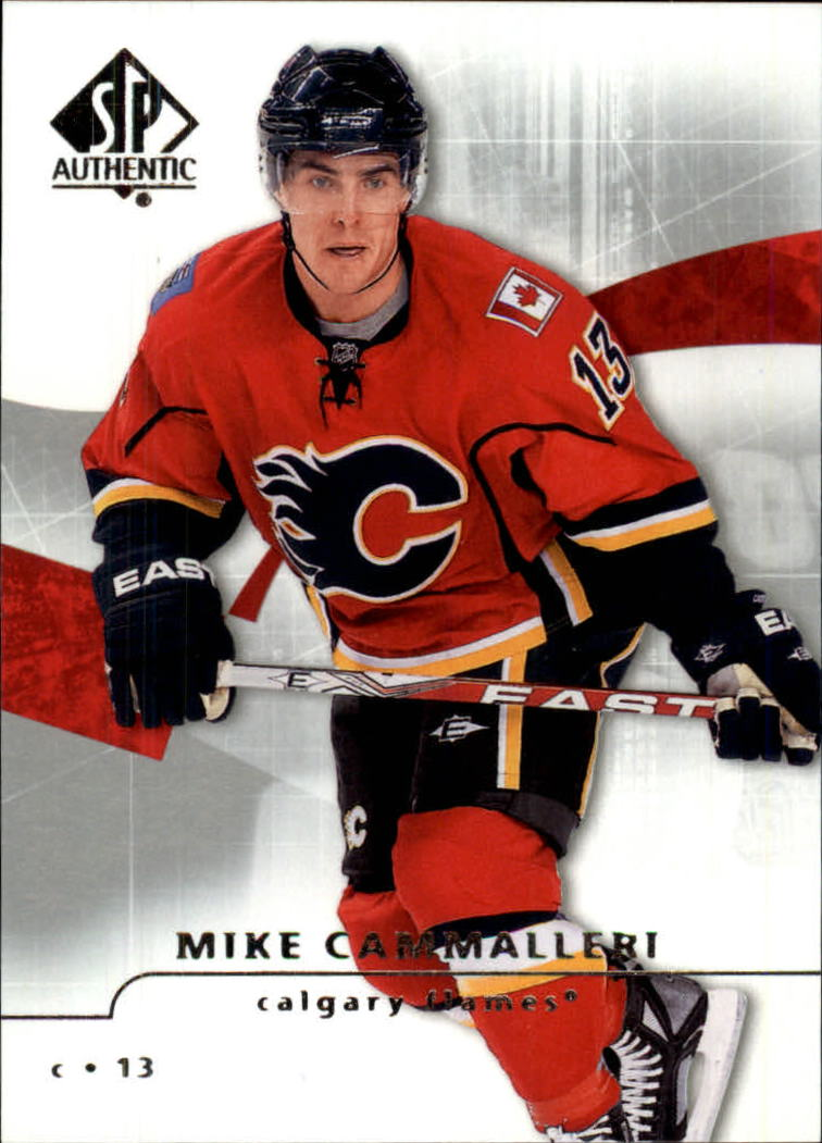 2008-09 SP Authentic #5 Mike Cammalleri