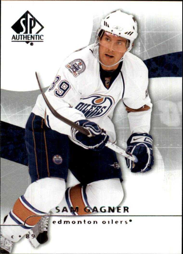 2008-09 SP Authentic #11 Sam Gagner