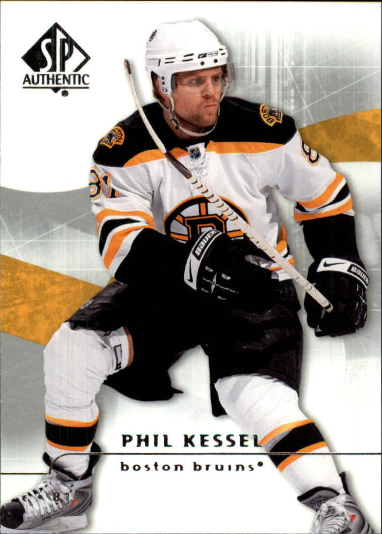 2008-09 SP Authentic #21 Phil Kessel
