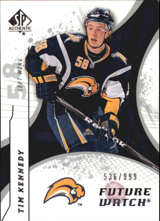 2008-09 SP Authentic #175 Jesse Winchester RC