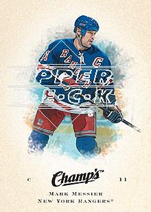 2008-09 Upper Deck Champ's #54 Mark Messier