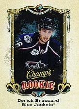 2008-09 Upper Deck Champ's #157 Derick Brassard RC