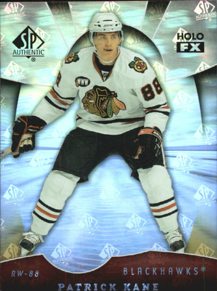 2008-09 SP Authentic Holoview FX #FX51 Patrick Kane