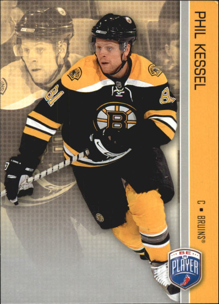 2008-09 Be A Player #16 Phil Kessel