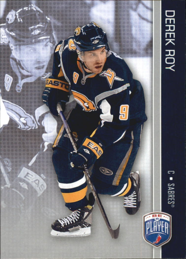 2008-09 Be A Player #20 Derek Roy