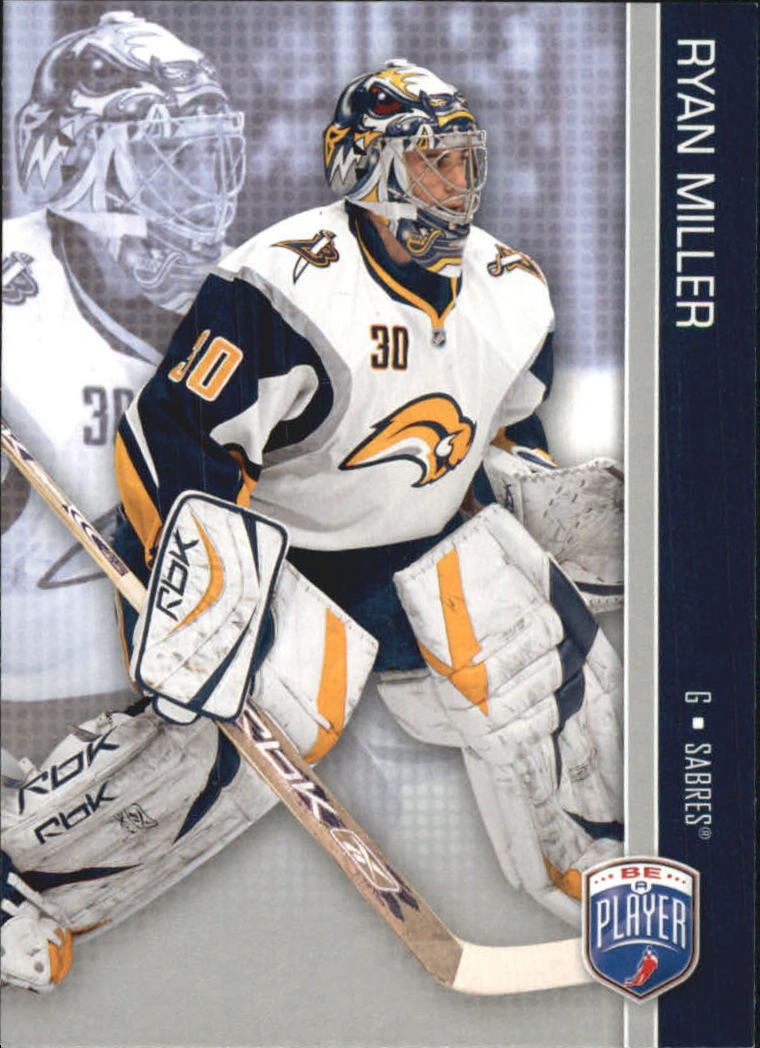 2008-09 Be A Player #23 Ryan Miller
