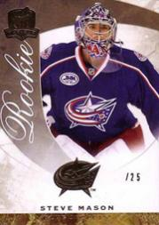 2008-09 The Cup Gold #89 Steve Mason